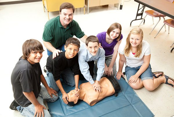 CPR Classes and CPR Training